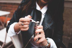 Никотинова течност за електронни цигари - употреба